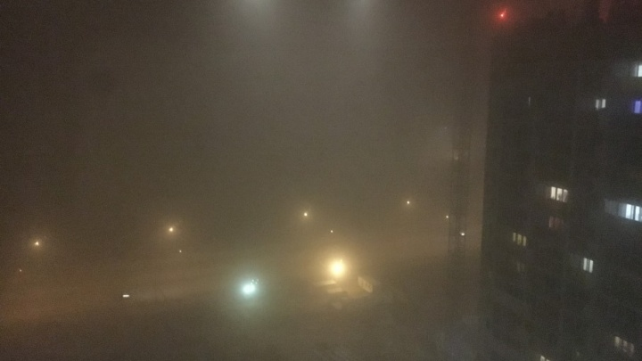 «До скрипа на зубах»: Челябинск накрыло ядовитое облако
