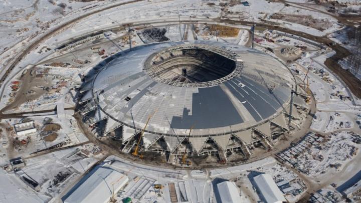 За качеством работ на «Самара Арене» будет следить компания, которая строила «Москва-Сити»