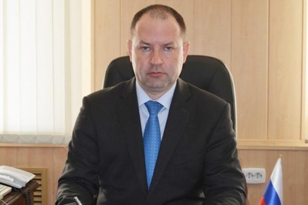 Олег Датских трудился и.о. руководителя ведомства со 2 марта