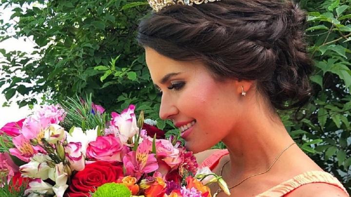 Пермячка Анастасия Ладейщикова поборется за корону конкурса «Краса Вселенной»