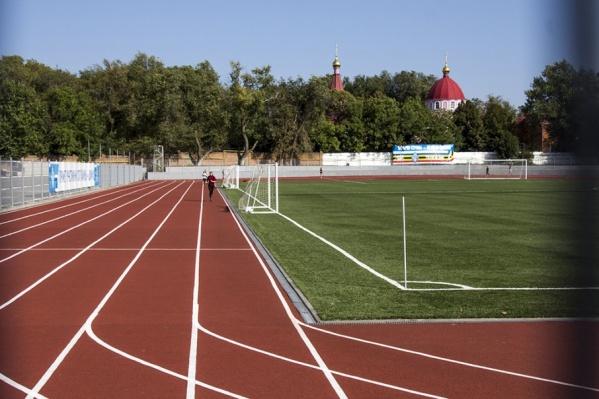Реконструкция стадиона велась из внебюджетных источников