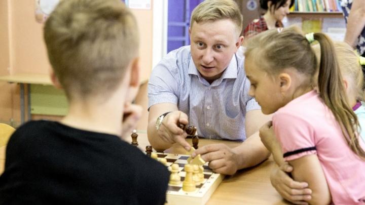 Единственный мужчина в Ярославле, заведующий детским садом: «Родители не хотели вести ко мне детей»