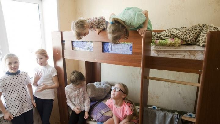 Держитесь вместе. В семье Матвеевых из Чердынского района живут 11 приемных детей