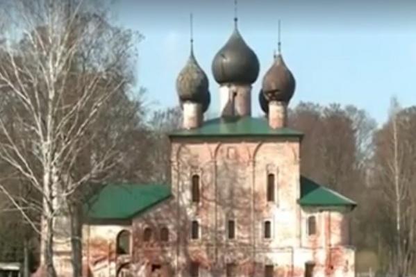 Храм в деревне Хопылево планируют возродить