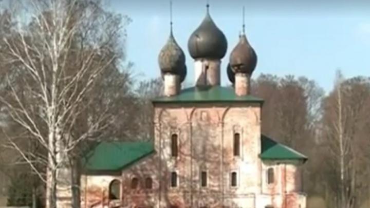 В Ярославской области восстановят храм, где крестили Федора Ушакова