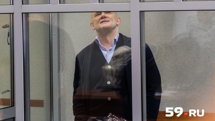 Агентство по страхованию вкладов обжаловало решение суда отпустить Владимира Нелюбина под залог