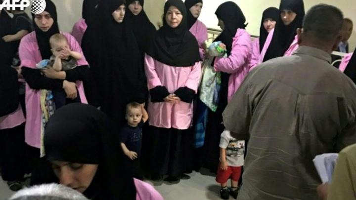 Судьбой тюменок, осужденных в Ираке за пособничество террористам, занялись правозащитники