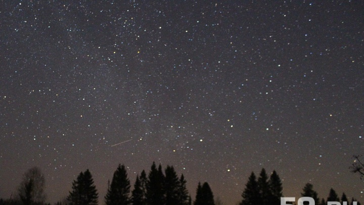 Пермяки до конца мая смогут наблюдать в небе полет Международной космической станции