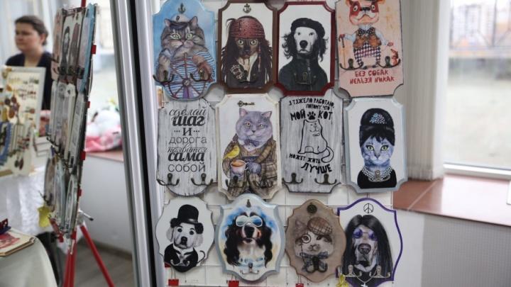 В центре Перми пройдет ярмарка хендмейда и фольклорный концерт