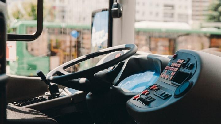 В автобусах двух тюменских маршрутов появился бесплатный Wi-Fi