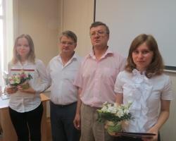 Ярославские студентки стали лауреатами конкурса научных работ Росгосстрах