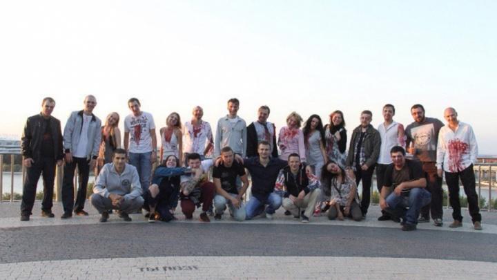Кровищей обеспечим: в Ростове ищут актёров для сериала про зомби