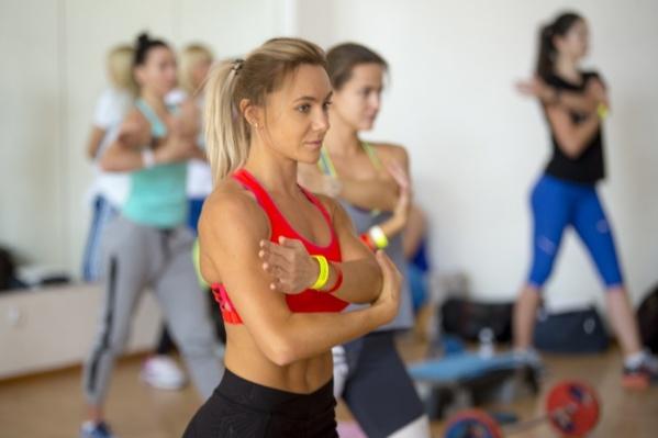 Международная фитнес-конвенция продлится в Челябинске ещё три дня