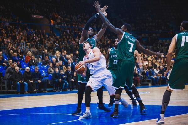 Пермь может принять Кубок мира по баскетболу