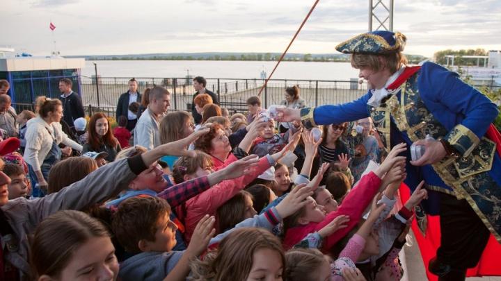 В Волгоград приплывет Капитан Доверие