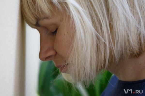 У некоторых волгоградцев осенняя депрессия может  закончится осенним обострением