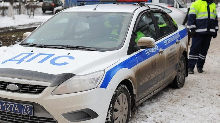 На трассе Тюмень — ХМАО сбили пешехода