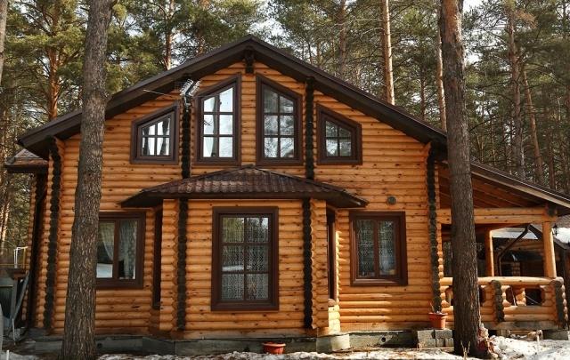 Семинар для всех: из чего строить дом и баню?