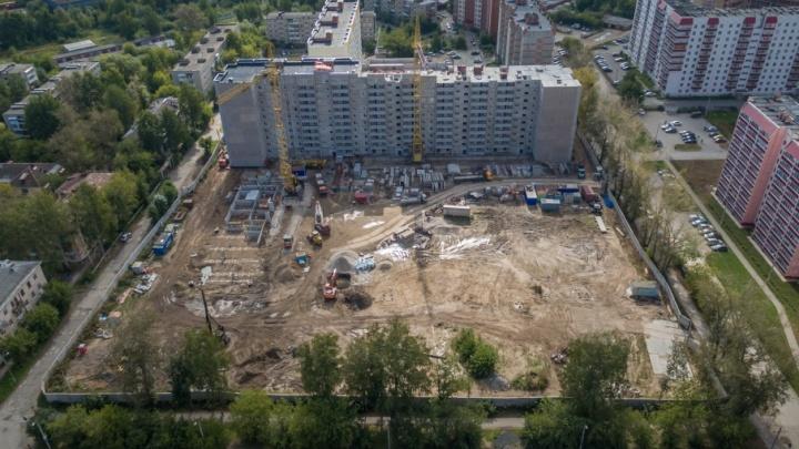 Пермяки до конца октября смогут купить по выгодной цене квартиру в микрорайоне Водники