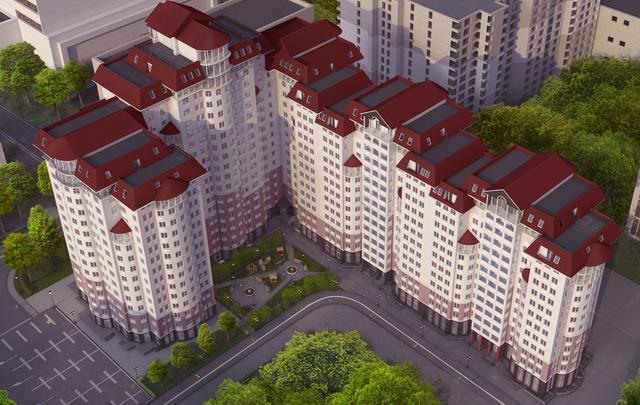 Жилой комплекс «Машковъ»: 17 квартир по особой цене