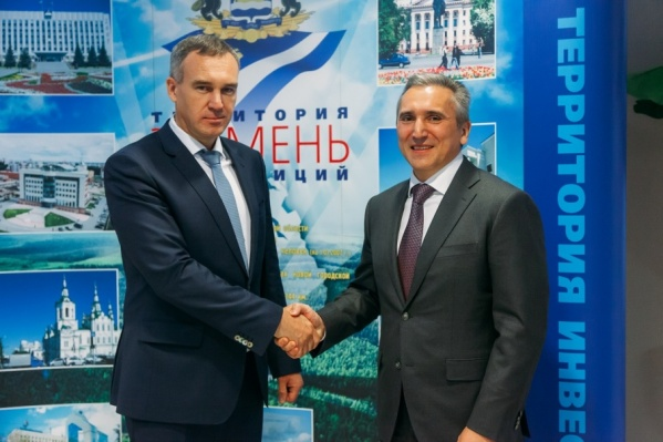 Кандидатуру своего заместителя депутатам предложил экс-глава администрации, ушедший в областное правительство, Александр Моор