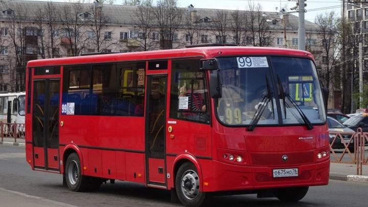 В Ярославле подорожали маршрутки: на каких заплатим 26 рублей