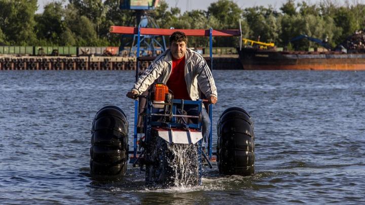 «Хочу сделать летающий вездеход»: ростовский изобретатель о своей жизни и мечте