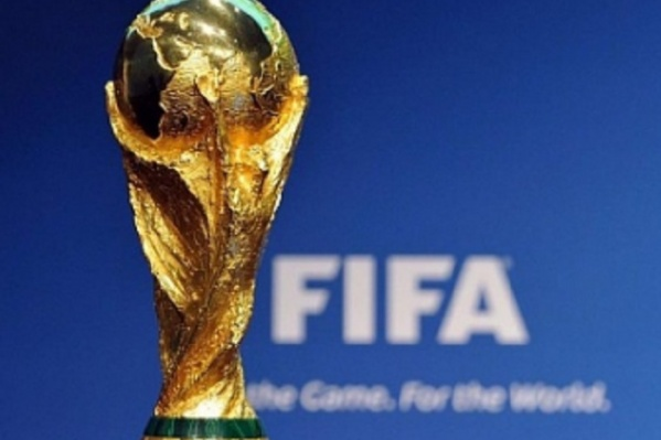 Кубок мира FIFA в Ростов привезут в мае 2018 года