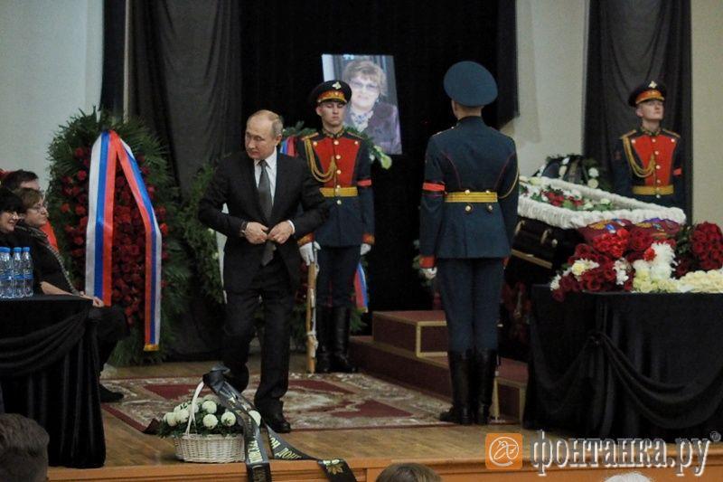 Владимир Путин / автор фото - Михаил Огнев/«Фонтанка.ру»