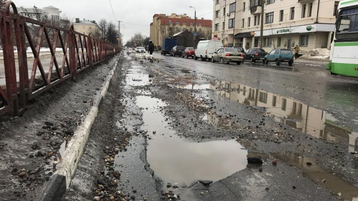 В Ярославле сняли триллер о городских дорогах