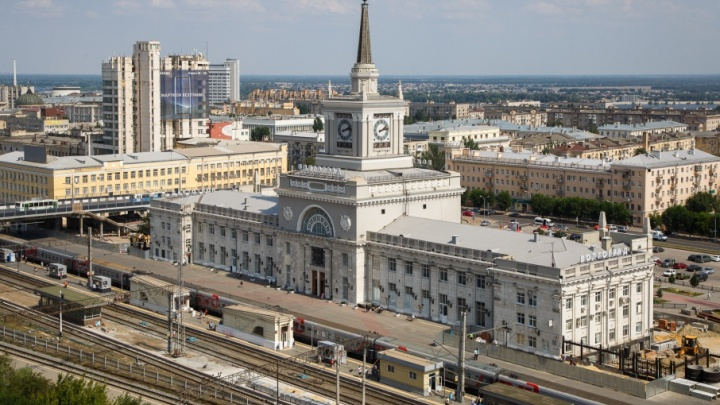 Бывший главный строитель области шокирован туалетом на вокзале Волгоград-1