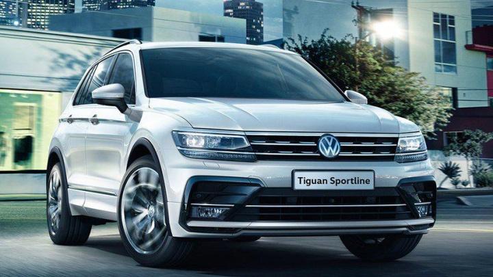 Volkswagen Tiguan Sportline: все секреты новой модификации кроссовера