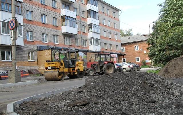 Ошибочка вышла: за 60 млн рублей в Архангельске отремонтируют меньше дворов, чем хотели