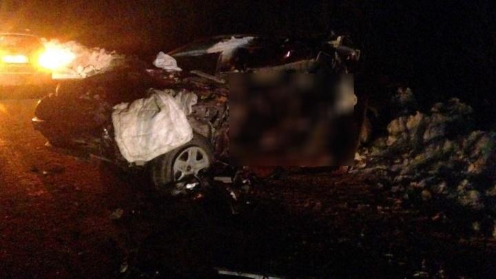 Сын погибшего на Челябинском тракте водителя Toyota Rav 4 ищет записи с места ДТП