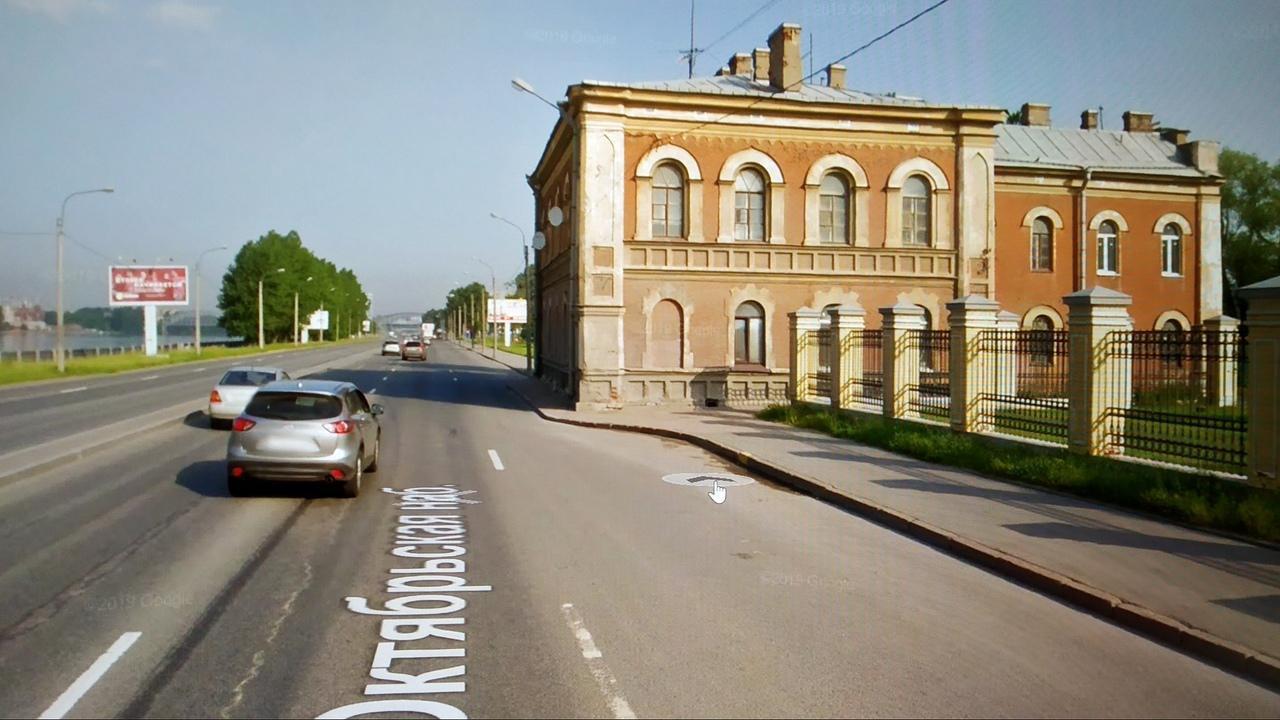 Дом 16. Скриншот «Яндекс.Карт»