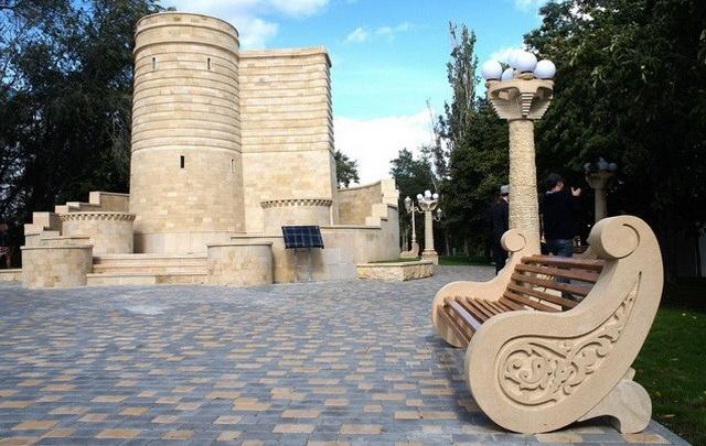 Парк Баку