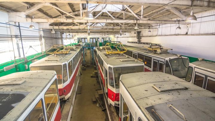 Трамвайно-троллейбусное управление Самары получило 165 млн рублей от «Газбанка»