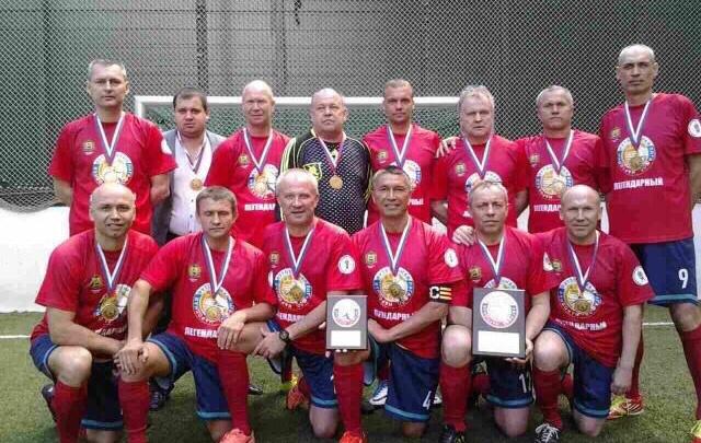 Северодвинцы взяли бронзу на всероссийском футбольном фестивале