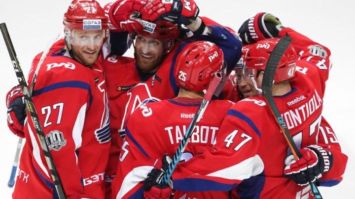 «Локомотив» продлил победную серию до трёх матчей