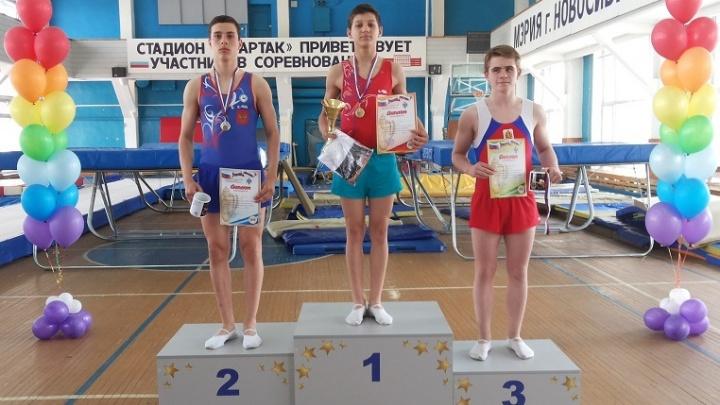Спортсмен из Ростова обошел сильнейших конкурентов со всей России в прыжках на батуте
