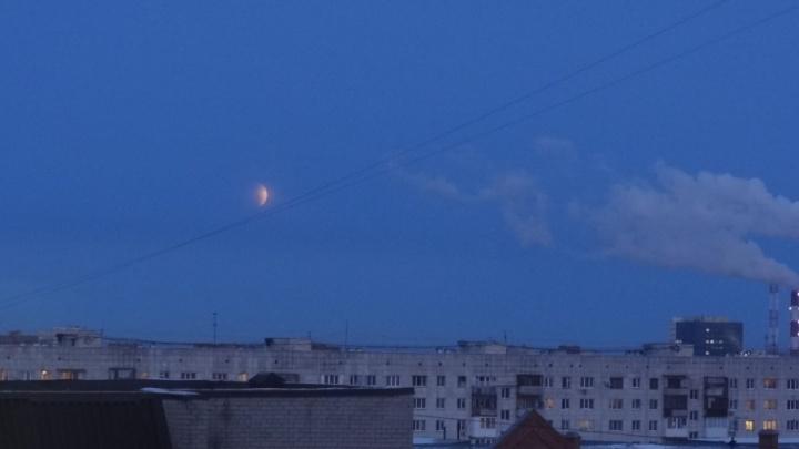В феврале тюменцы смогут увидеть пролетающую над городом МКС