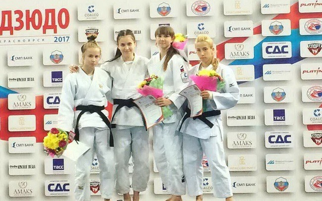 Хрупкая челябинка победила на всероссийском турнире по дзюдо