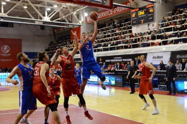 Самарские спортсмены не оставили противнику и шанса