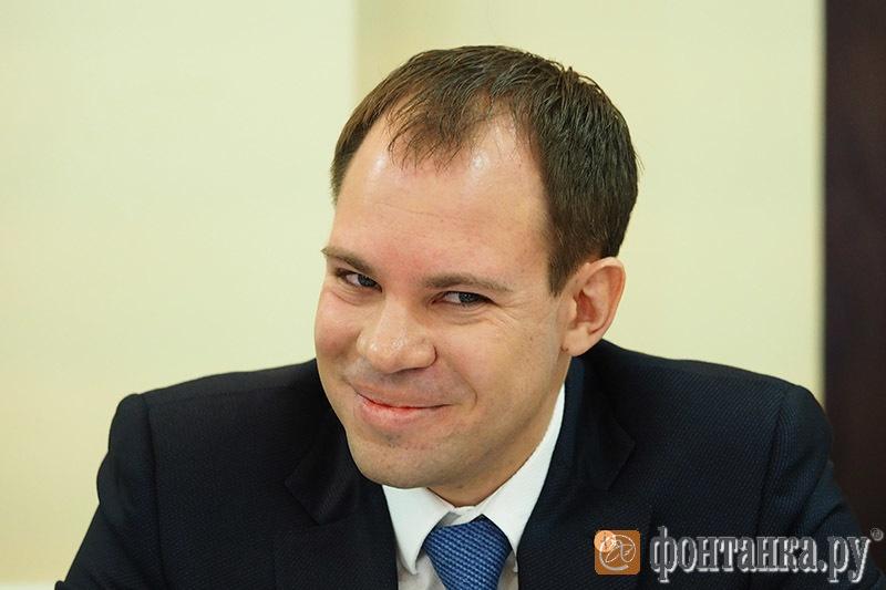 Вячеслав Трактовенко, координатор петербургского отделения НП «Клуб лидеров»