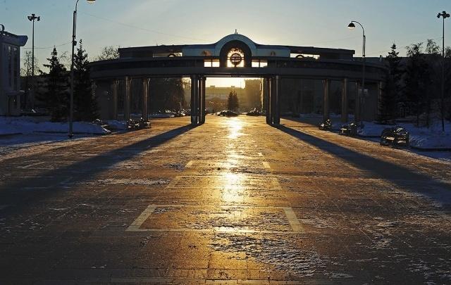 Тюмень вошла в тройку самых счастливых городов России