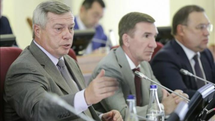 Голубев возмутился завышенными энерготарифами для промышленных предприятий