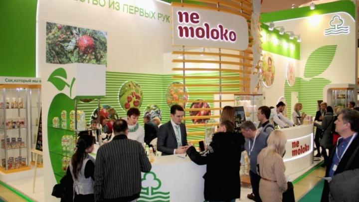 «Сады Придонья» представили на международной выставке «Продэкспо-2018» уникальный продукт