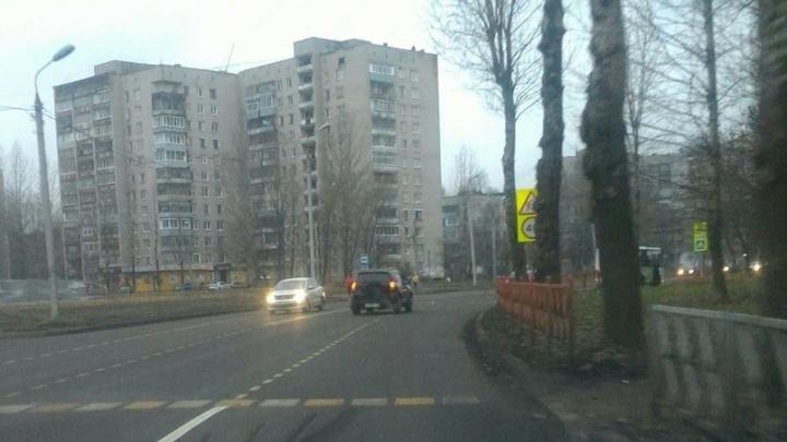 Супер-мини. В Ярославле появился новый вид пешеходных переходов