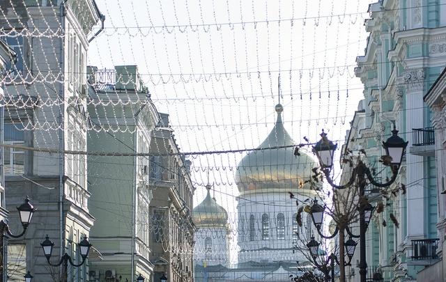На Пасху в Ростове синоптики обещают потепление