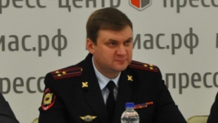 Городское управление полиции по Ростову возглавил Владимир Савчук